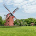 Die Rügenwälder Mühle und Mühlen-Tour in Bad Zwischenahn. Das Radler-Bingo im Ammerland.